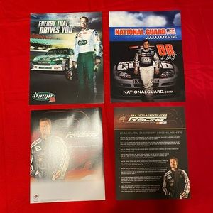 Dale Earnhardt Jr. Hero/Stat Cards